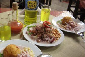 ペルー料理、リマ