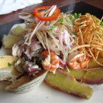 ペルー料理で一番おいしい料理Cebicheセビーチェのレシピ!