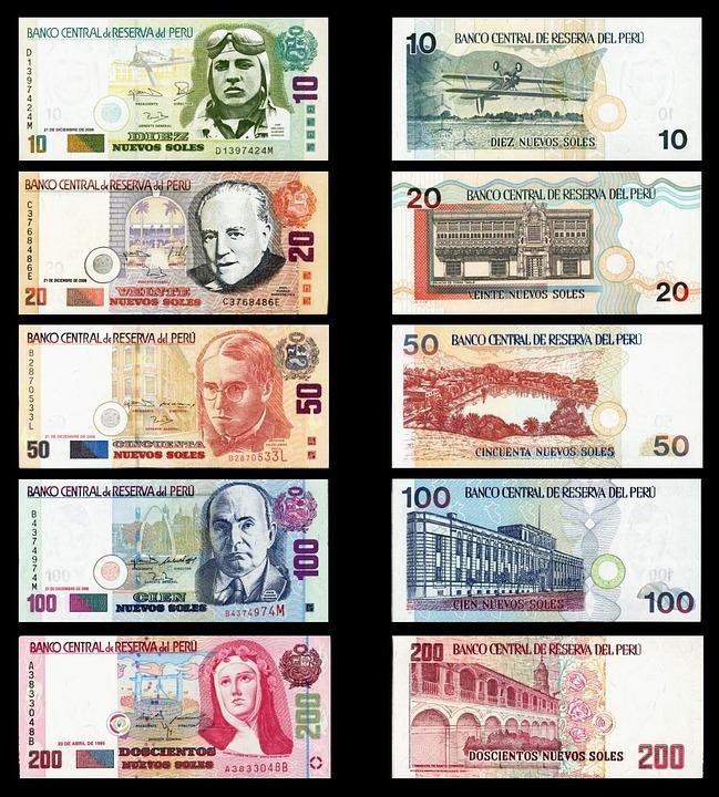ペルー、通貨