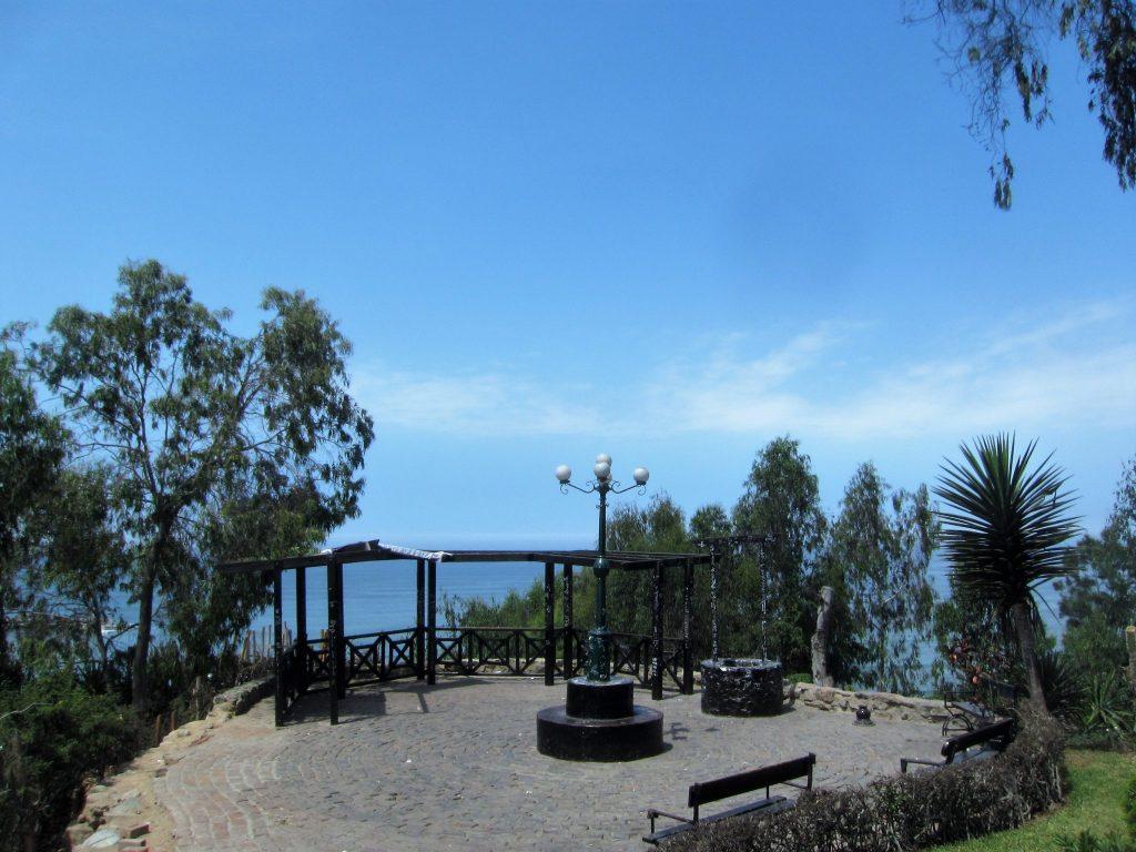 ペルー, アンデス, リマ, バランコ, Barranco, 観光スポット, 展望台