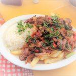 中華発祥?ペルー料理、おいしいロモ・サルタードのレシピ