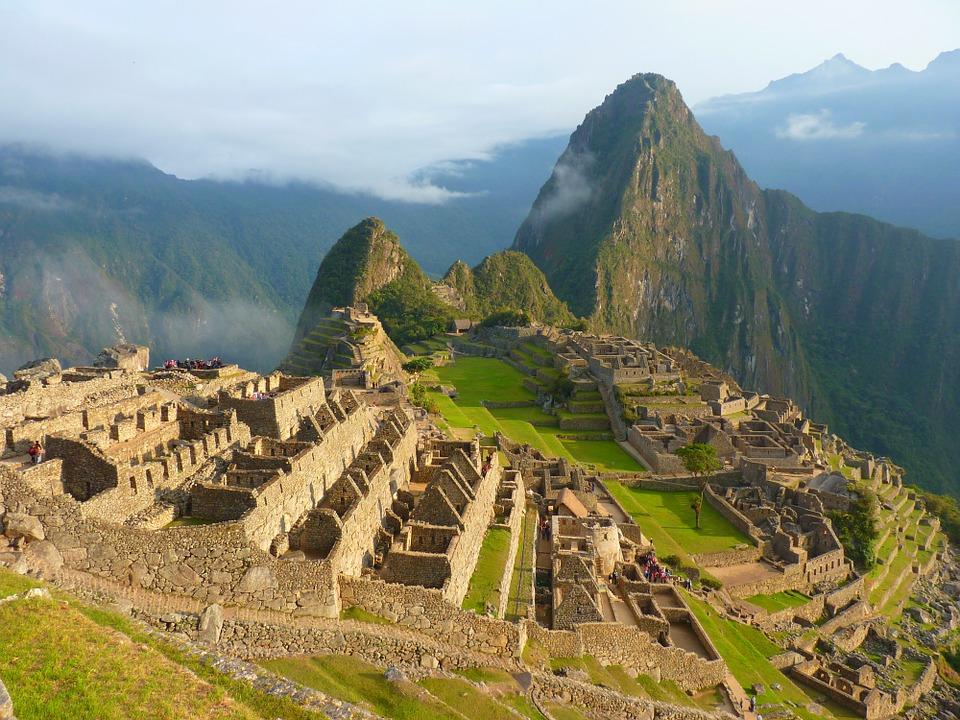 ペルー、観光地