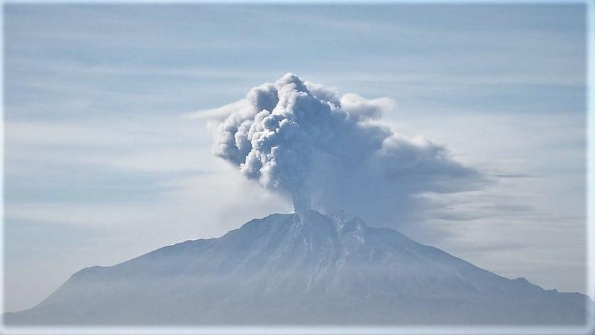 ペルー、アレキーパ、火山