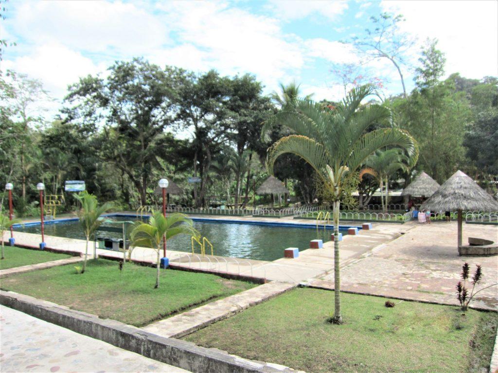 モヨバンバ、温泉