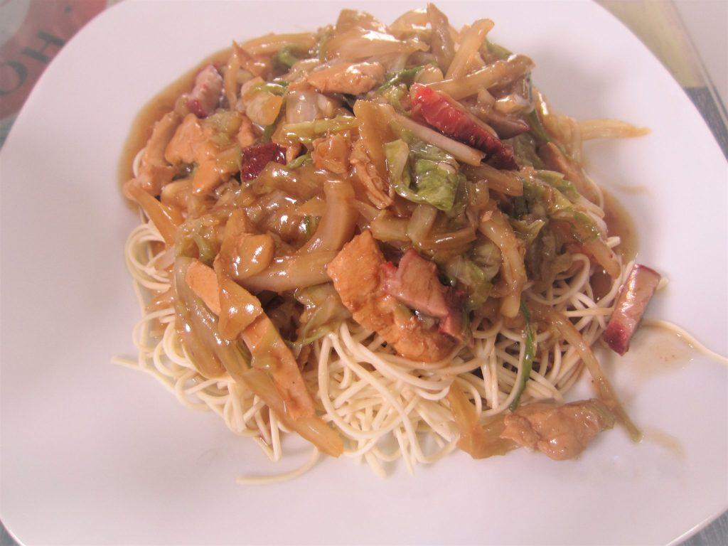 ペルー、チクラヨ、おいしい、中華料理
