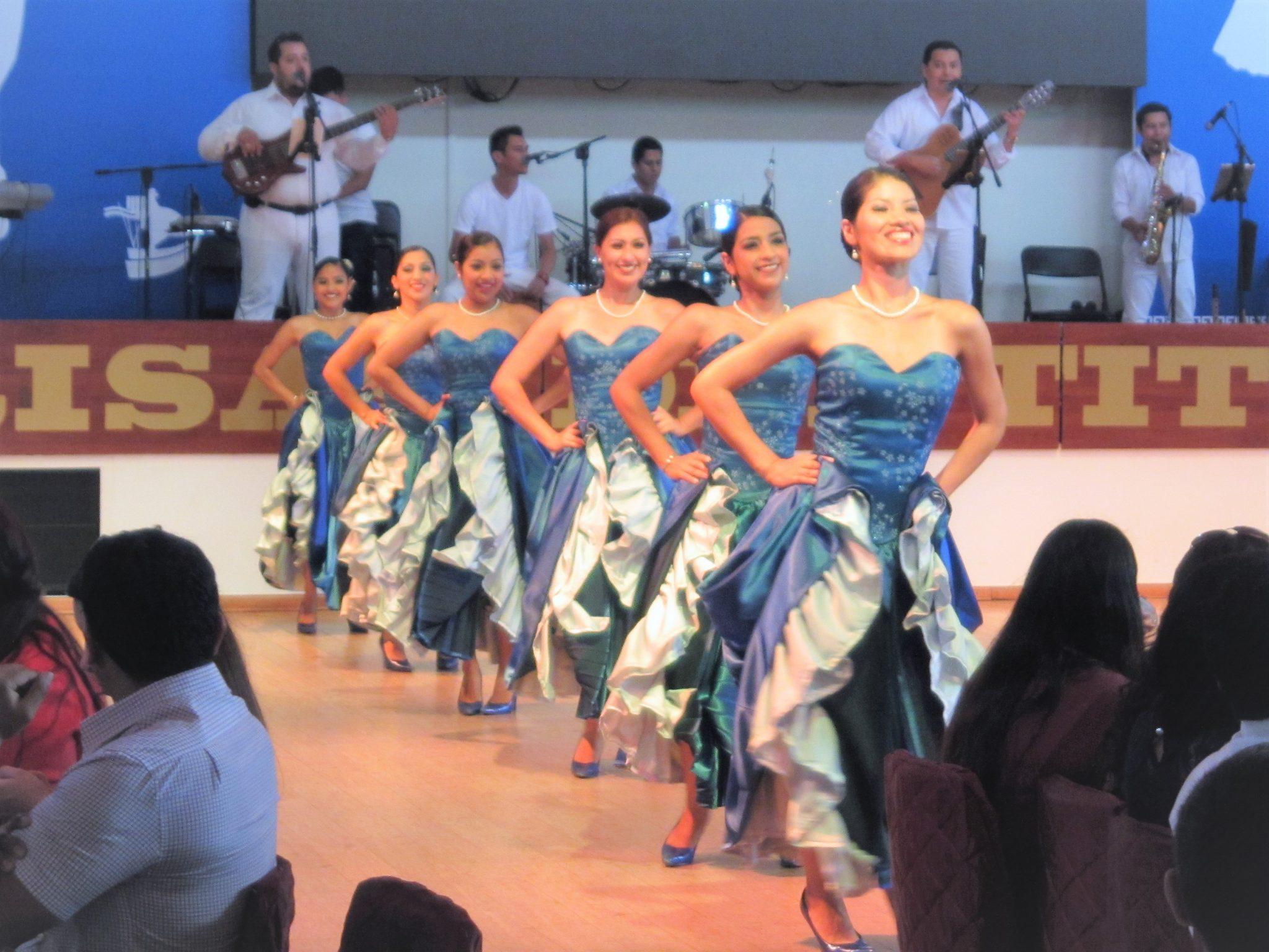 ペルー、ダンス、ブリーサス・デル・ティティカカ