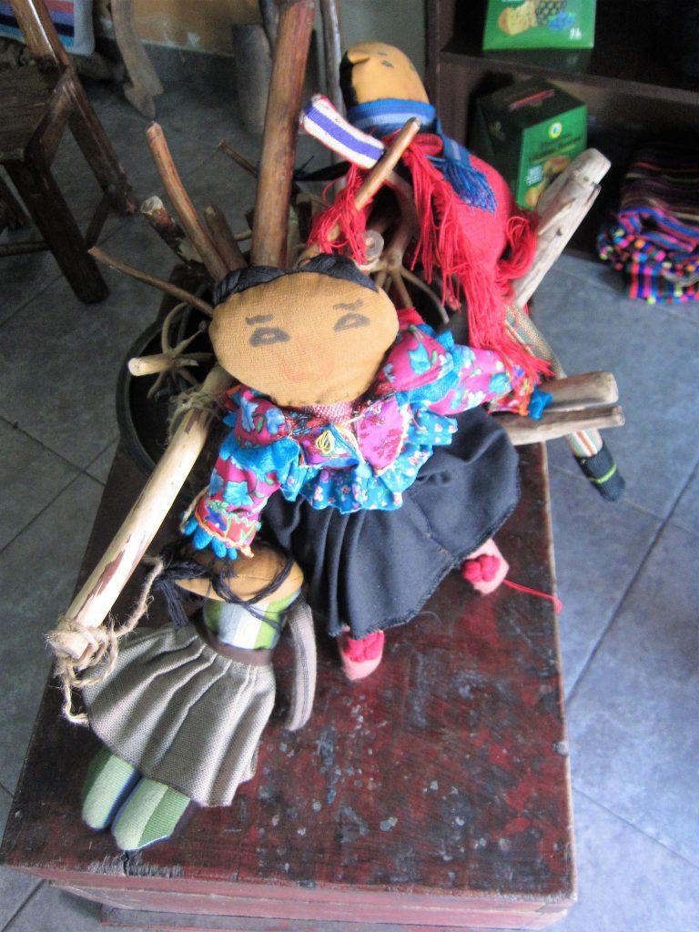 ペルー、インカワシ、土産
