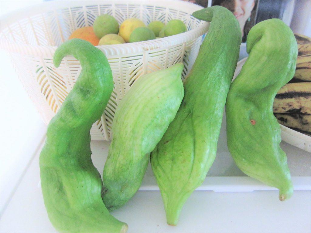 南米、ペルー、野菜、カイグア