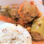 ペルー料理のレシピ・魚とカイグアのアルボンディガAlbóndiga