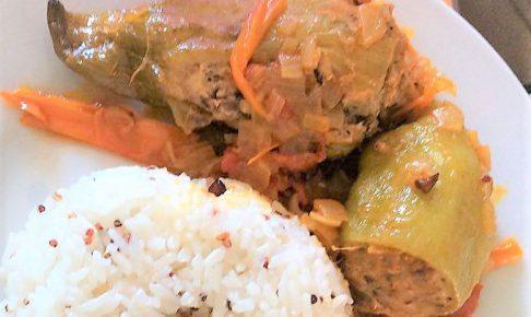 ペルー、料理、Albóndiga、アルボンディガ、レシピ