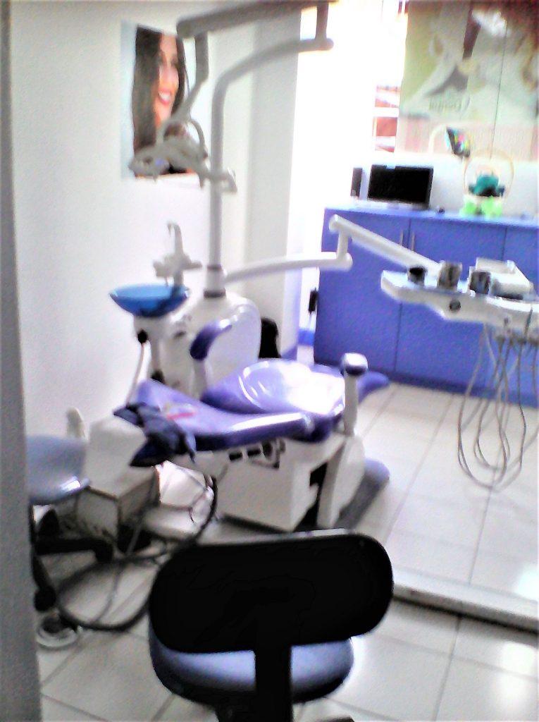 ペルー、歯医者