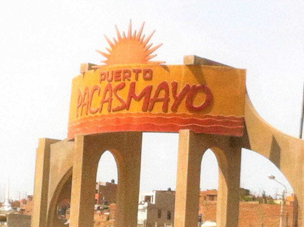 ペルー、パカスマヨ、ビーチ、サーフィング、観光スポット