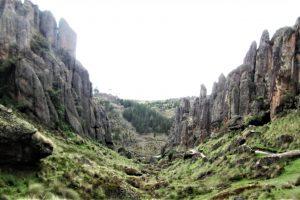 ペルー、カハマルカ、観光、旅行、クンベ・マヨ