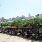 ペルー・リマのサンフェリーペ・ショッピングモール/日本料理店や韓国マーケットも