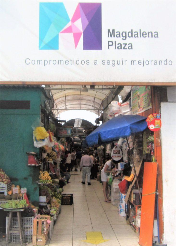Magdalena del Mar、マグダレーナ・デル・マル、ペルー、リマ、市場