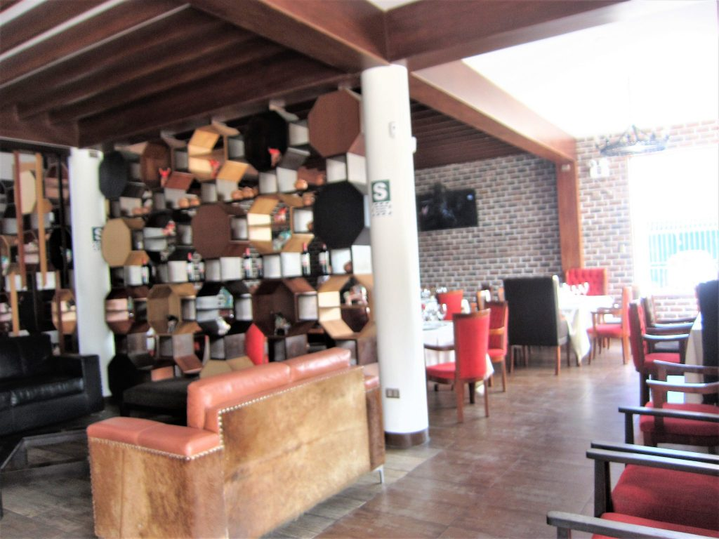 おいしい、ペルー、料理、レストラン、トルヒージョ