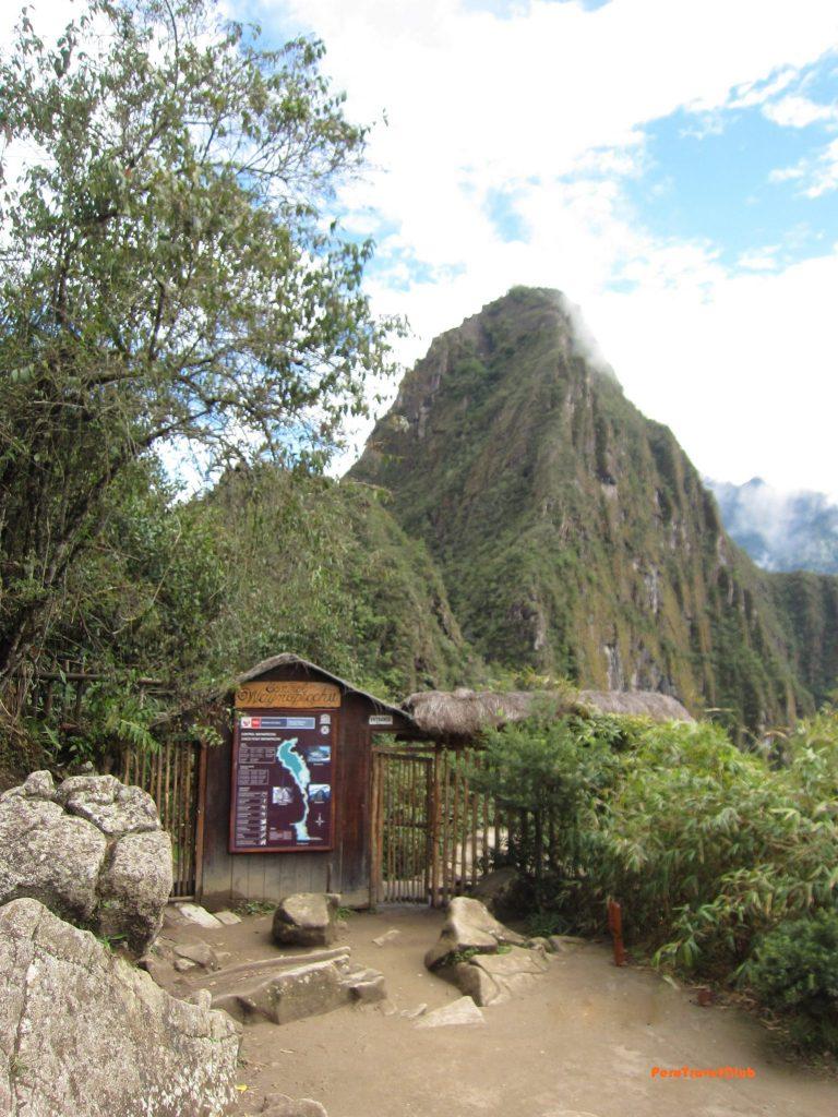 ワイナピチュ、ペルー、マチュピチュ