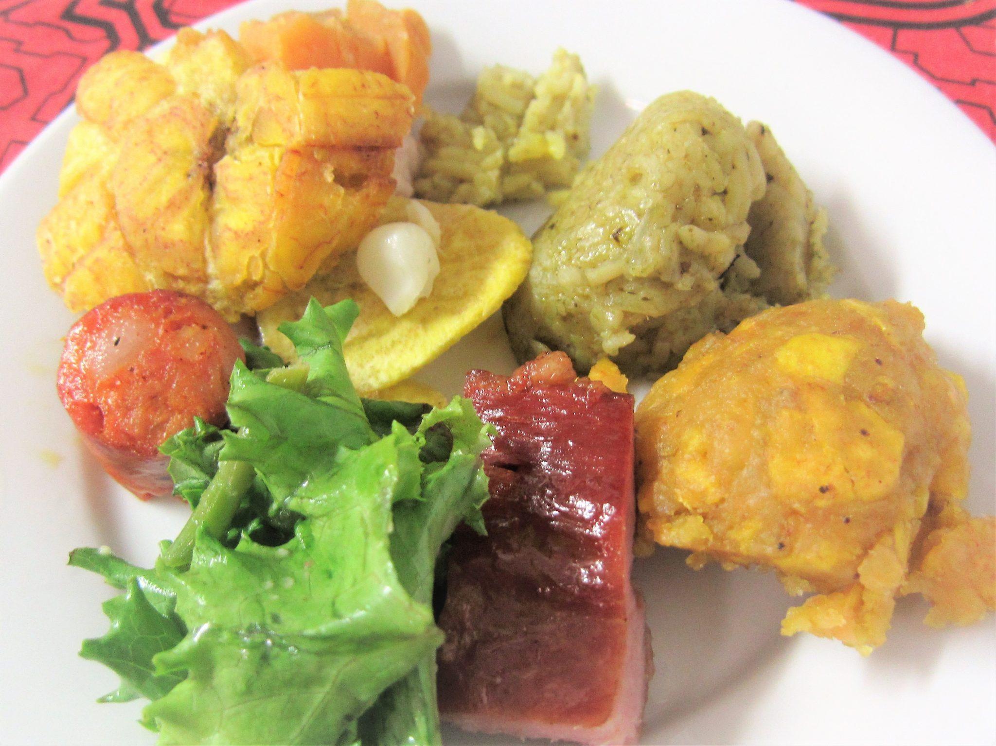 ペルー、料理、おいしい、ジャングル、タカチョ