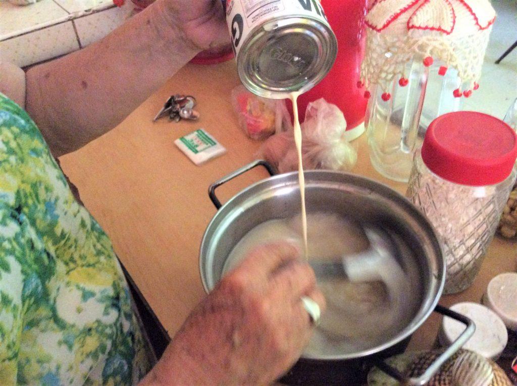 ペルー、レシピ、デザート