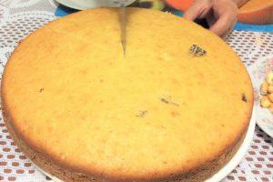 ペルー、料理、レシピ、レモンケーキ