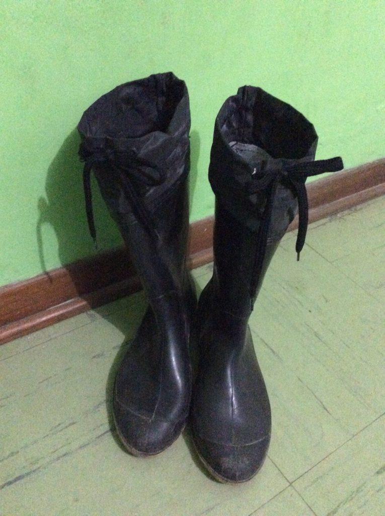 ペルー、長靴、靴、サイズ