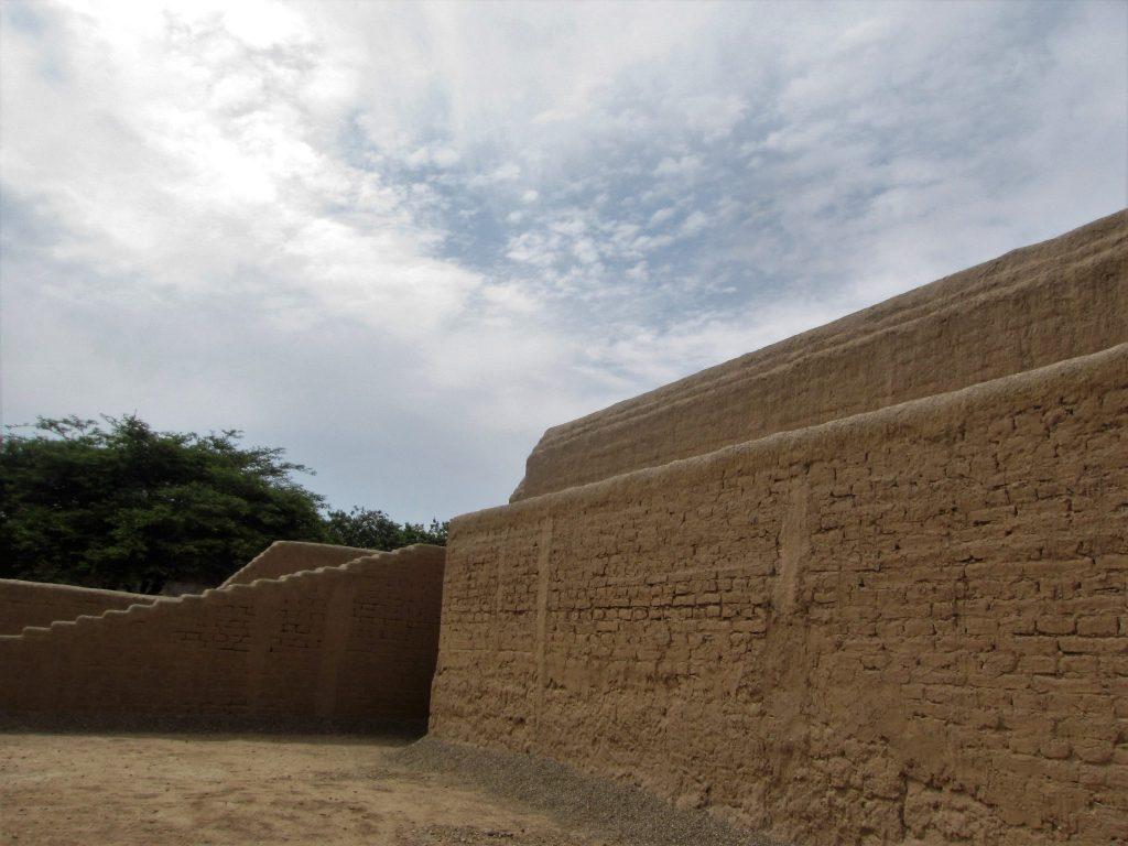 ペルー、観光、遺跡、エメラルドのワカ