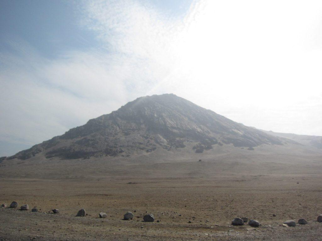 ペルー、観光、ワカ