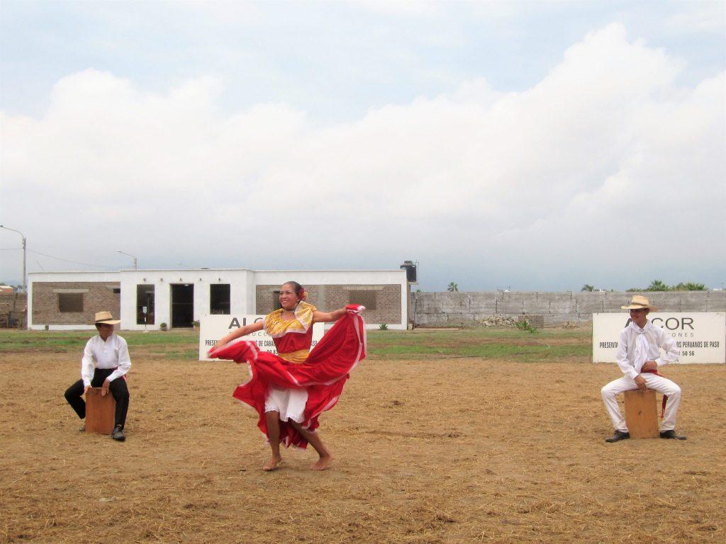 ペルー、ダンス、マリネーラ