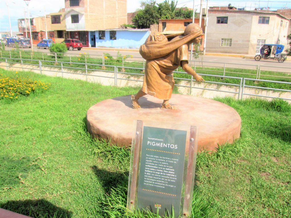 ペルー、観光スポット、チクラーヨ、ヨルトゥケ通り