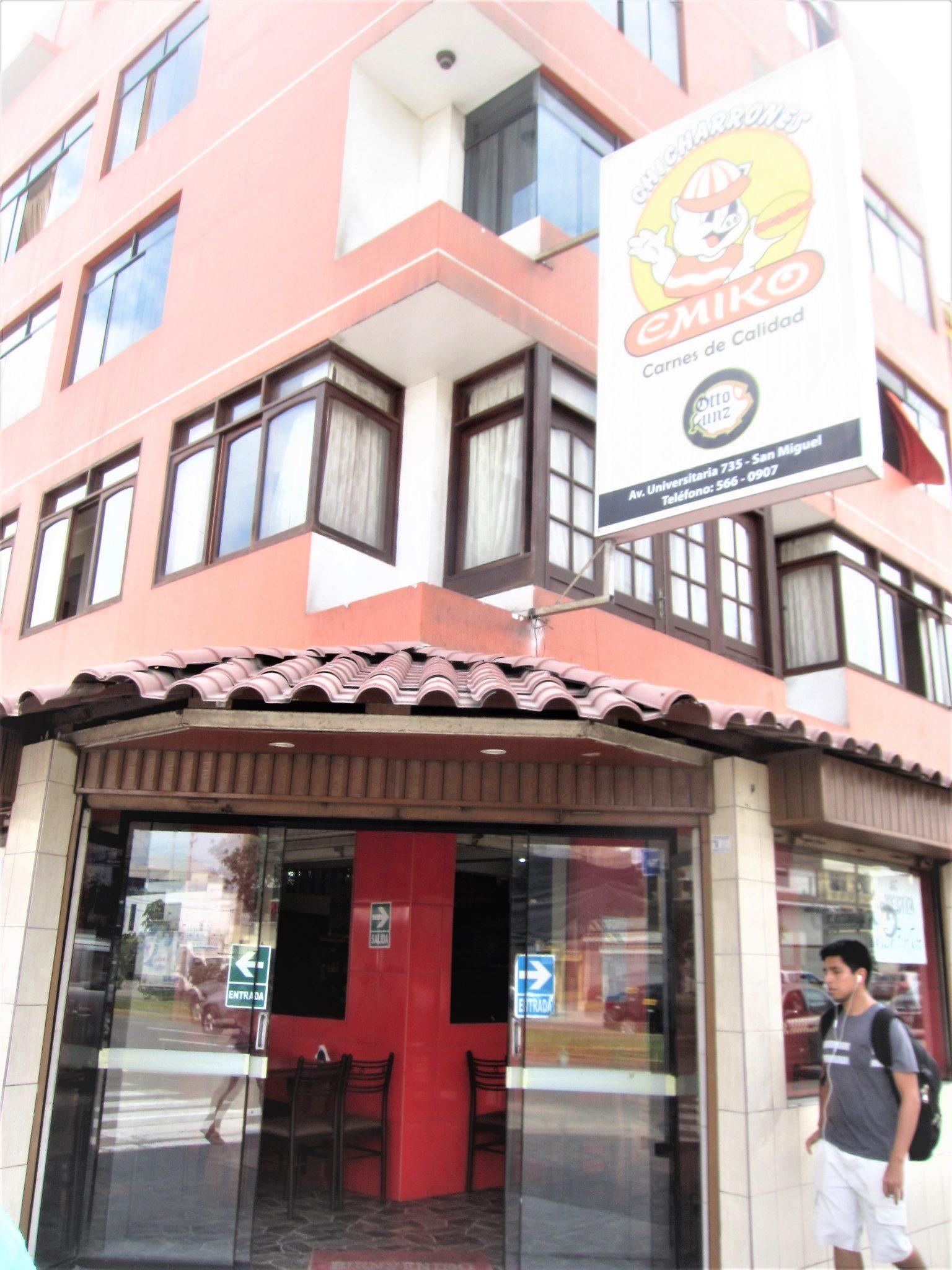 ペルー料理、リマ、レストラン