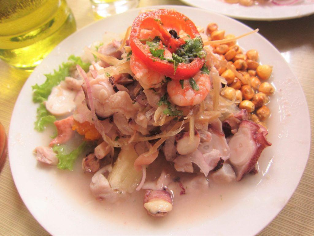ペルー、おいしい、ペルー料理