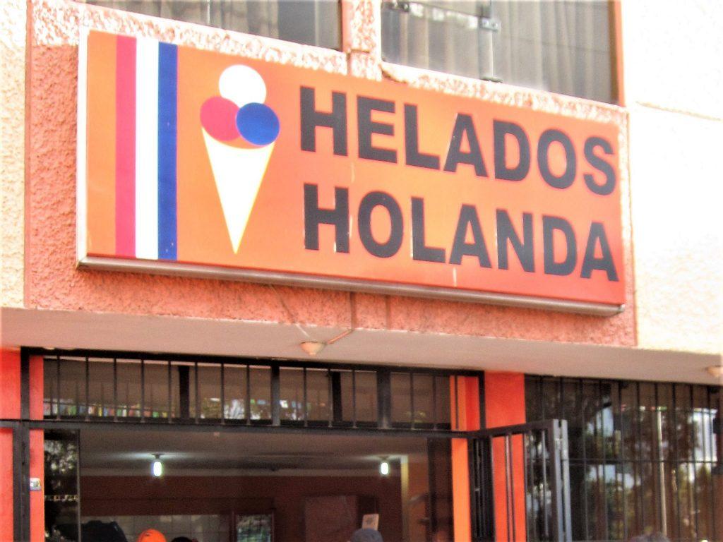 ペルー、おいしい、アイスクリーム