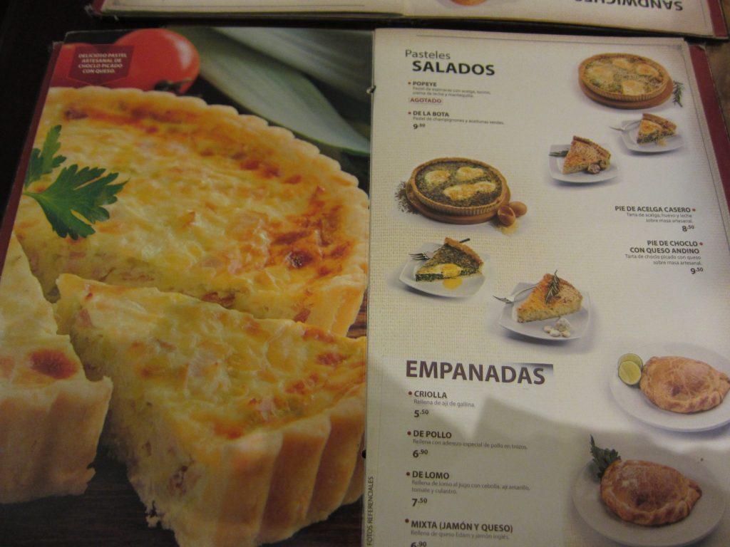 ペルー、リマ、おいしい、ペルー料理