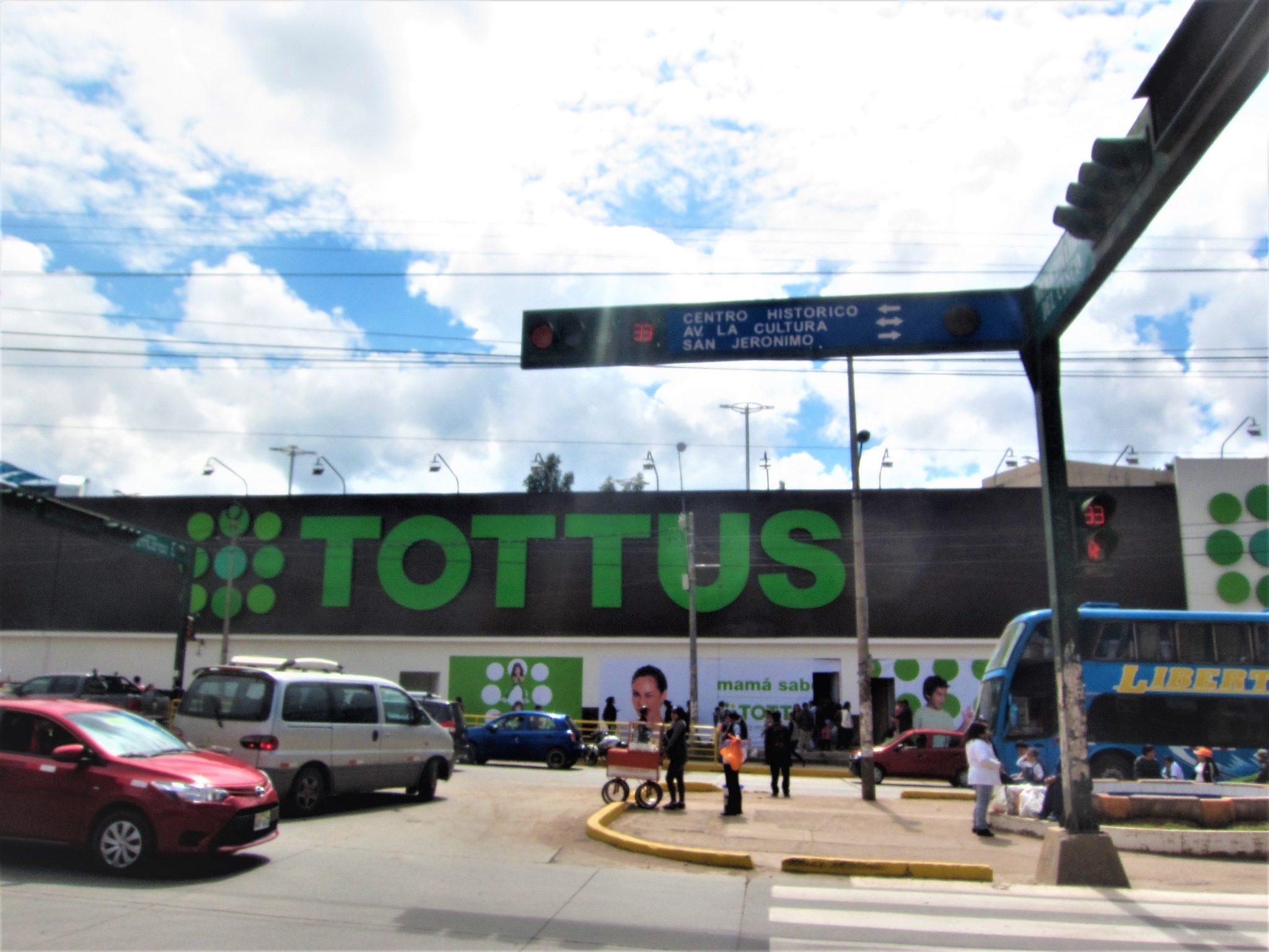 ペルー、クスコ、スーパー、買い物