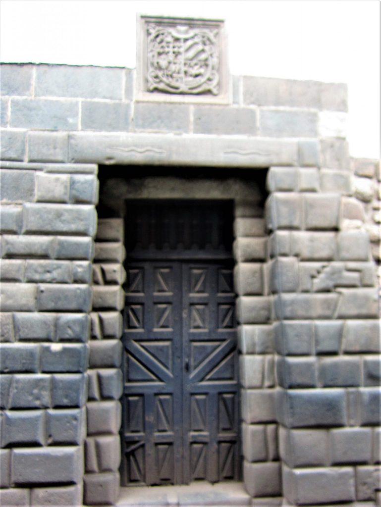 ペルー、クスコ、インカ、石