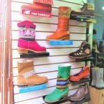 ペルー、クスコ、お土産、ブーツ