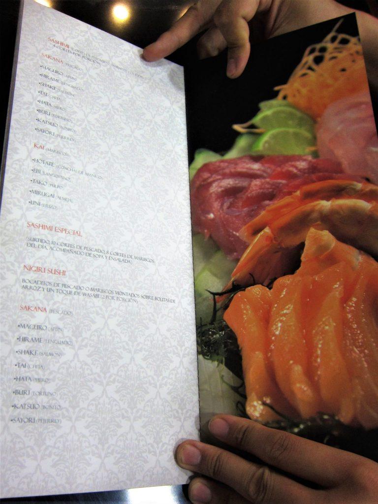 ペルー、トルヒージョ、日本料理