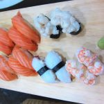ぺルー・トルヒージョのおいしい日本料理店・板前。握りずしがおいしい!