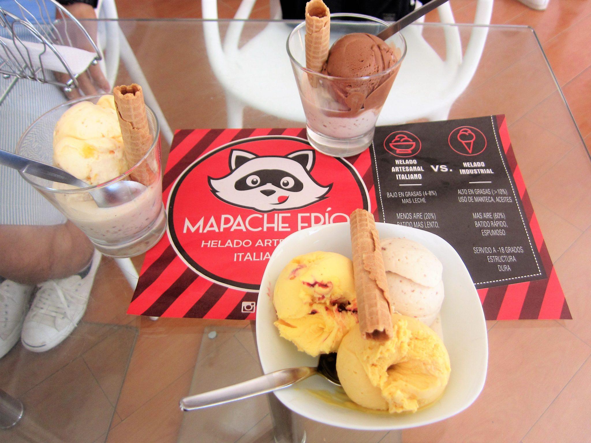 ペルー、チクラーヨ、アイスクリーム