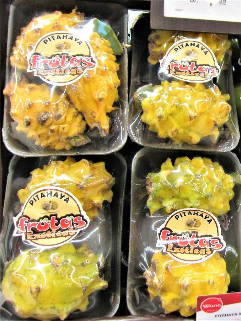ペルー、果物、おいしい、ピタハヤ