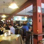 おいしいペルー料理が安く食べられる雰囲気もいいホテルのレストラン La Cofradia ラ・コフラディア Hostal Pasada Inn ホテル・パサーダ・イン