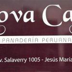 ペルー・リマのおいしいパン屋さん Nova Café ノバ・カフェ♪ヘスス・マリアがお気に入り