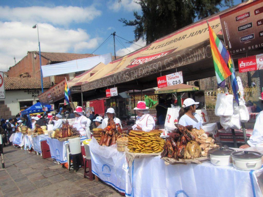 ペルー、クスコ、ペルー料理、チリウチュ