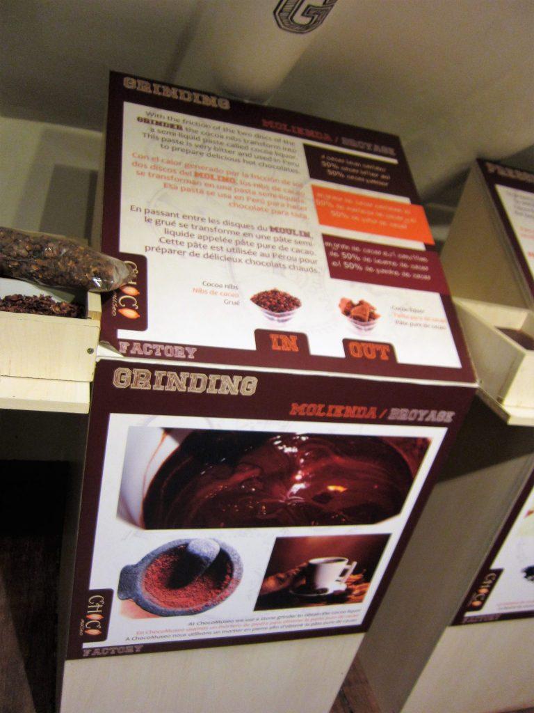 ペルー、クスコ、チョコ、博物館