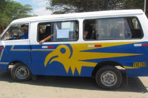 ペルー、バス