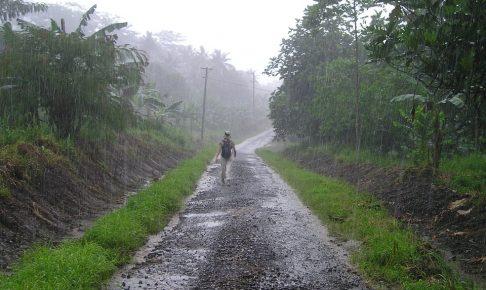 梅雨、いつから