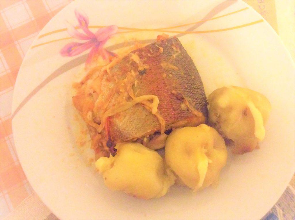 ペルー料理、ジャガイモ、パパ・エラーダ