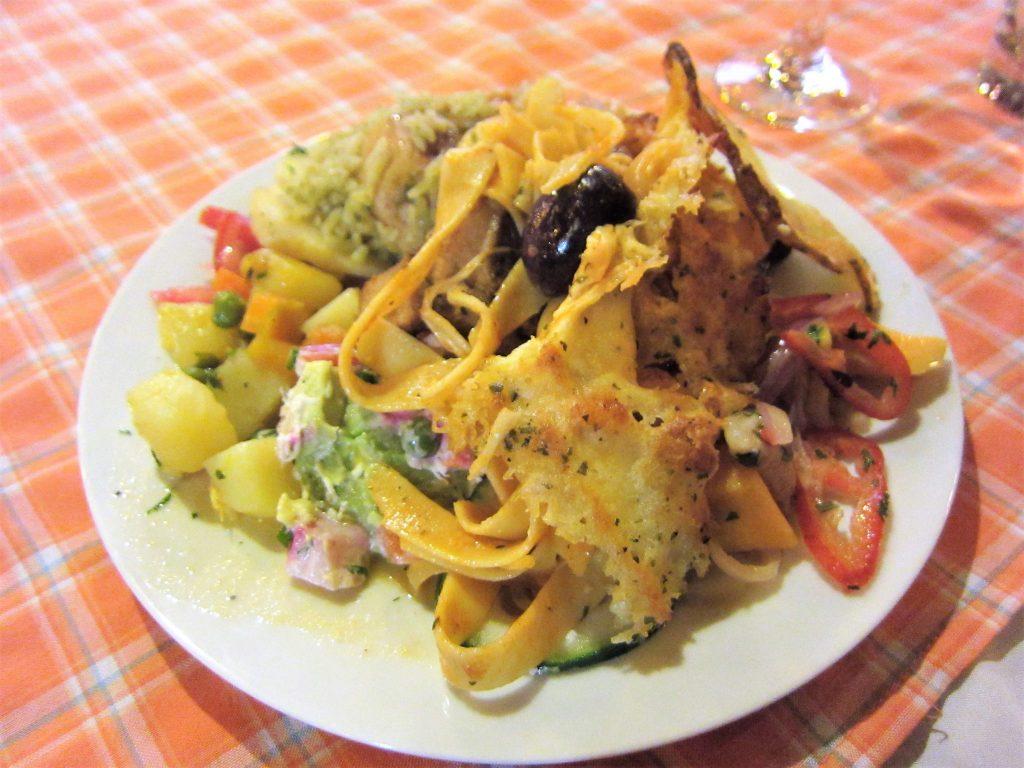 おいしい、レストラン、ペルー料理、クスコ