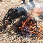 ペルー・クスコの伝統的なペルー料理ウアティア Huatia!期間限定!土のかまどを作って壊してホックホクのジャガイモ