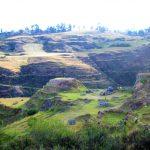 ペルー・クスコの隠れた観光スポット、マチュ・チュケキラオ Machu Chuquequirao!インカの洗い場には未だに水が流れている!